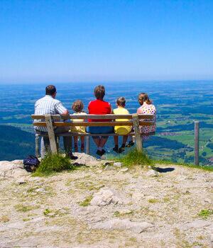 Freizeitspaß im Urlaub im Chiemgau