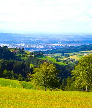 Natur erleben im Urlaub in Freiburg