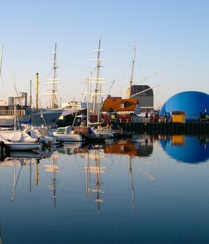 Sehenswürdigkeiten im Urlaub in Kiel