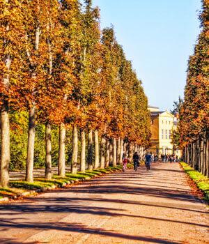 Urlaub in Potsdam