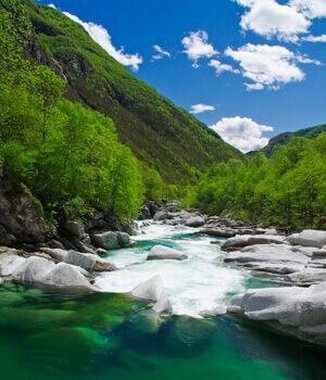Natur erleben im Urlaub in Tessin