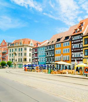 Pension in Erfurt