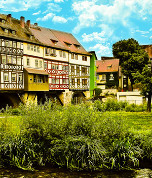Unterkunft in Erfurt