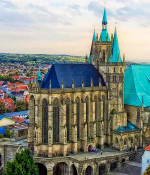 Stadturlaub in Erfurt