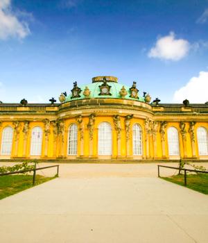 Schloss in Potsdam