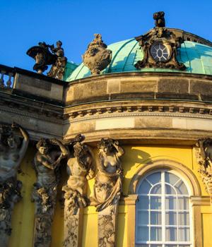Pension in Potsdam