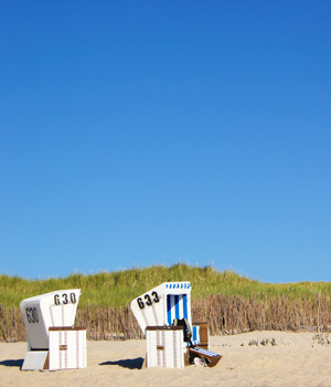 Strand auf Sylt