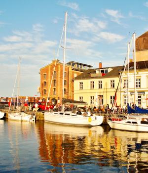 Pension in Stralsund