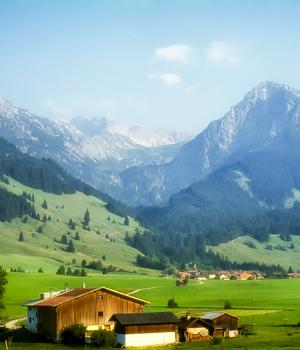 Unterkunft in Bayern