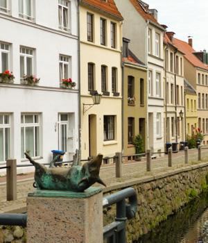 Stadturlaub in Wismar