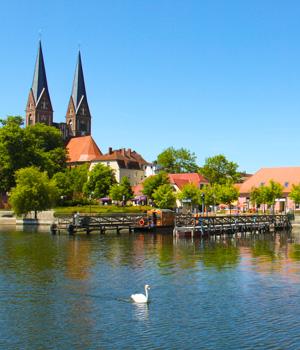 Freizeiturlaub in Brandenburg