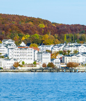 Pension in Sassnitz