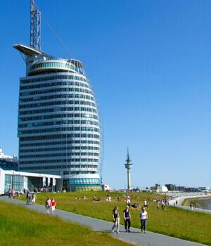 Pension in Bremerhaven