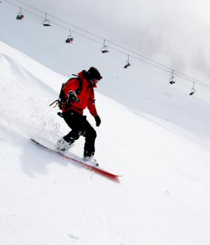 Skiparadies im Bayerischen Wald