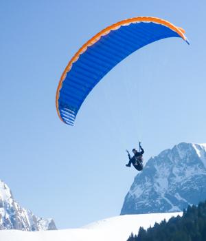 Skiparadies im Vorarlberg