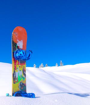 Wintersport im Vorarlberg
