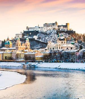 Sehenswürdigkeiten im Salzburger Land