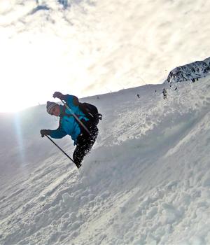 Wintersport im Kleinwalsertal