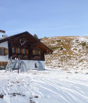 Winterurlaub in Lech