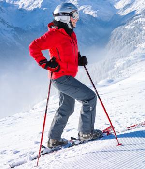 Skiurlaub im Erzgebirge