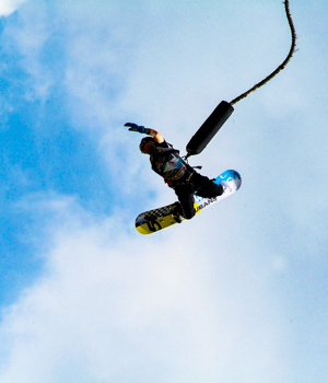 Wintersport in den Kitzbüheler Alpen