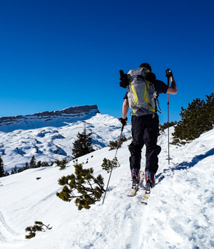 Skigebiete in Innsbruck