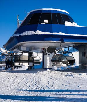 Wintersport in Nauders