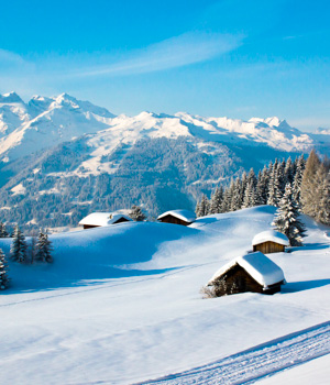 Winterparadies in Montafon