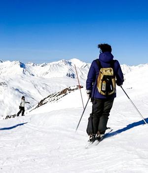 Skigebiete in Montafon