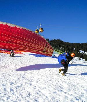 Winterurlaub in Montafon