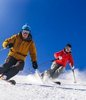 Skigebiete in Bayern
