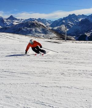 Ferienspaß im Skiurlaub in Deutschland