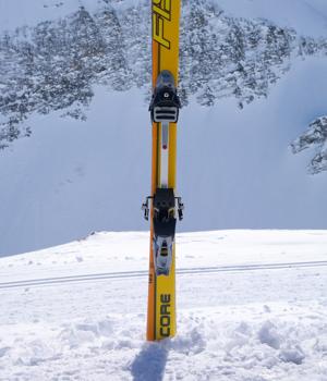 Natur genießen im Skiurlaub in Fieberbrunn