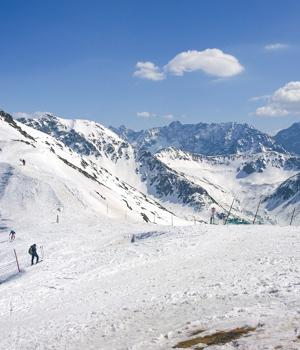 Skiurlaub in Galtür
