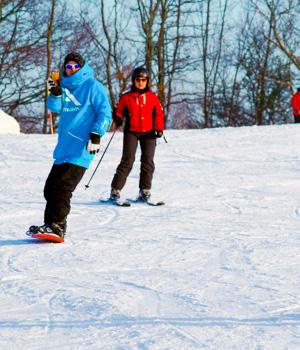 Ferienspaß im Skiurlaub in Kappl
