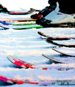 Ferienspaß im Skiurlaub im Alpbachtal