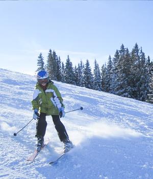 Ferienspaß im Skiurlaub in Lermoos