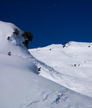 Natur genießen im Skiurlaub in Oberösterreich