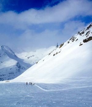 Natur genießen im Skiurlaub in Österreich