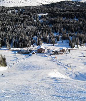 Natur genießen im Skiurlaub in Sachsen
