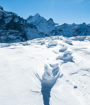 Natur genießen im Skiurlaub in der Schweiz