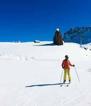 Ferienspaß im Skiurlaub in Berwang