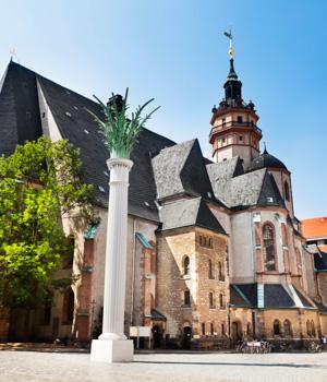 Stadt Leipzig erkunden