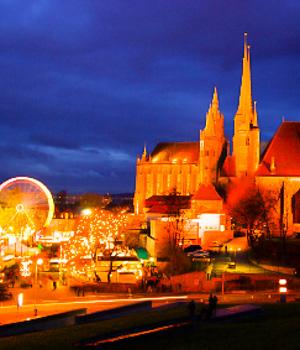 Schöne Augenblicke in Erfurt