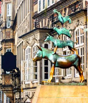 Schöne Augenblicke in Bremen