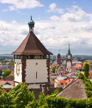 Städtetrip nach Freiburg