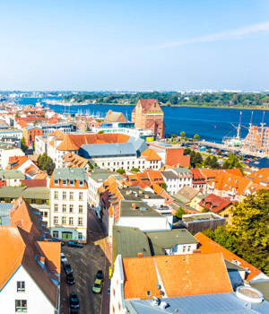 Stadt Rostock entdecken