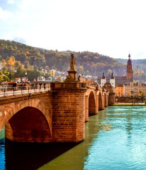 Sehenswürdigkeiten in Heidelberg