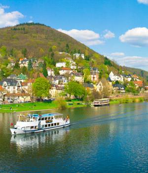 Tolle Momente in Heidelberg