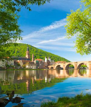 Städtetrip nach Heidelberg